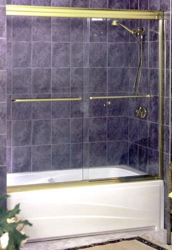 3 Reasons to Install Sliding Bathtub Doors | DoItYourself.com
