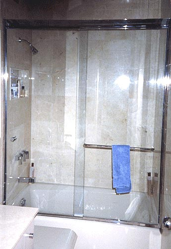 BATHTUB SLIDING DOOR BATHTUB DOORS